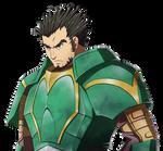 Gilliam - Fire Emblem Fates styled