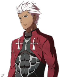 Commission: Archer - Fire Emblem Fates Style by CosmikArts