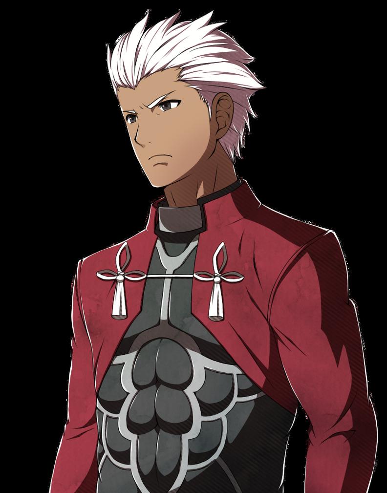 Commission: Archer - Fire Emblem Fates Style