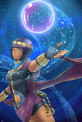 Behold Your Future! - ft. Menat by CosmikArts