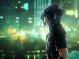 FFXV - Noctis by CosmikArts