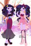 Aqua and Naia Witch