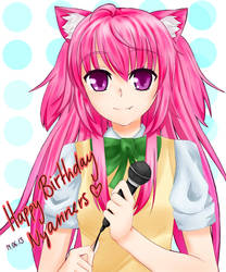 Happy Birthday, Nyanners