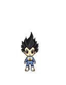 Super Saiyan Vegeta 2.0 by John55