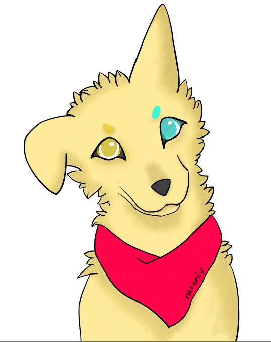 Golden Labrador [Beginner] by xgalaxymeowx