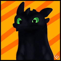 Cute Toothless