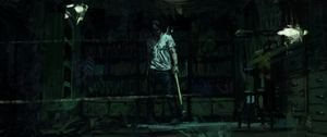 John Wick - Chapter 1: Basement Scene 2