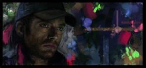 Bucky: Museum Scene - Captain America: TWS