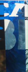 Section of Bruin Mural by ttmkight