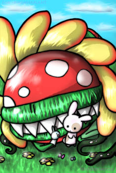 +Tempting Bunny+