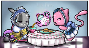 :Tea Party: by FishFoundation