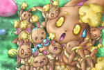 Happy Easter Bunnies :D