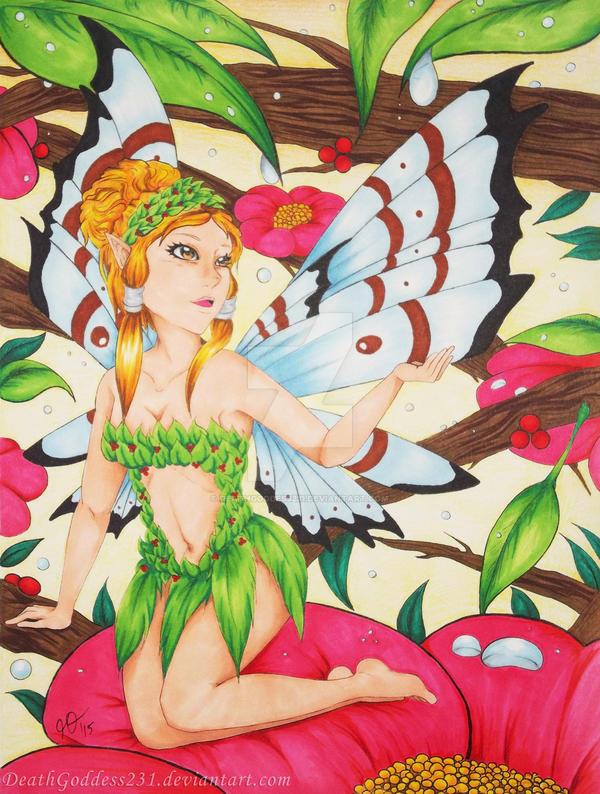 Beauty by DeathGoddess231