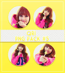 Qri PNG Pack #5