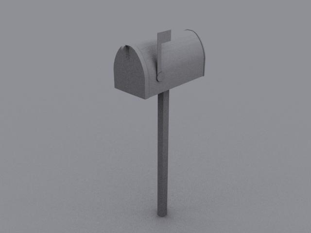 3D MailBox by SilkGuns