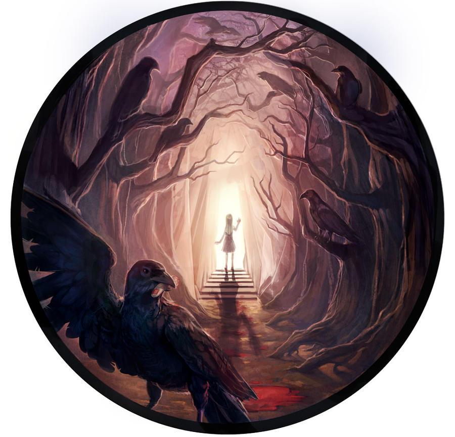 Grimm Fairy Tales by CarmenSinek