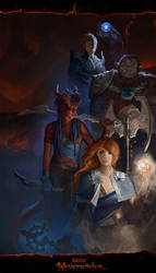 Neverwinter: Guild by CarmenSinek