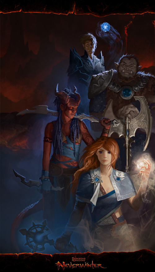 Neverwinter: Guild by CarmenSinek