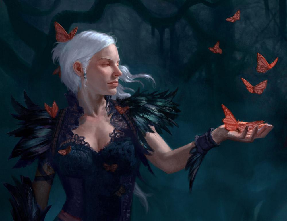 Um... butterflies. by CarmenSinek