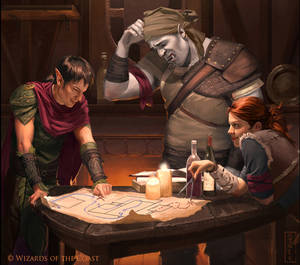 Dungeons and Dragons 5th Ed