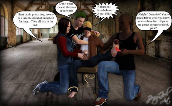 Tickle Interrogation