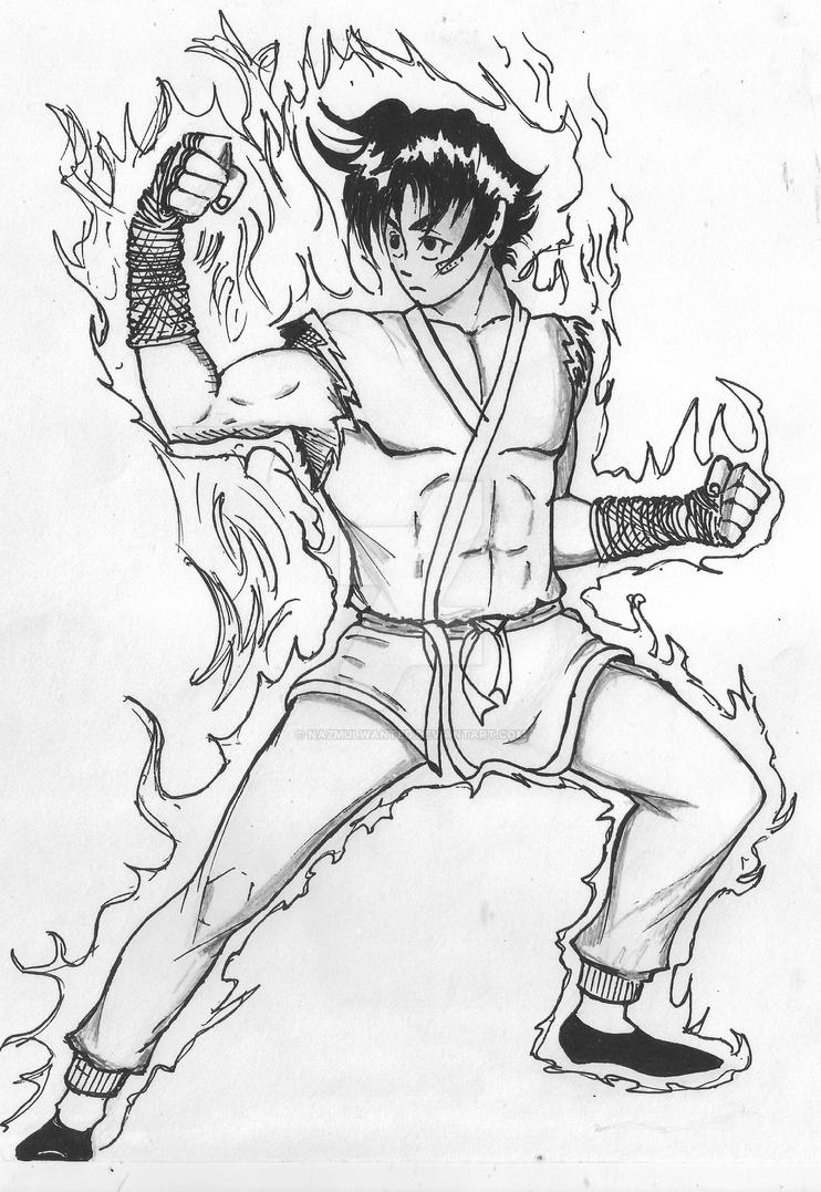 Kenichi by nazmulwanted
