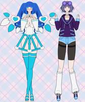 Advans - Cobalt Sister by IzumiTea