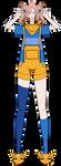 [ kisekae ] lil demon by IzumiTea