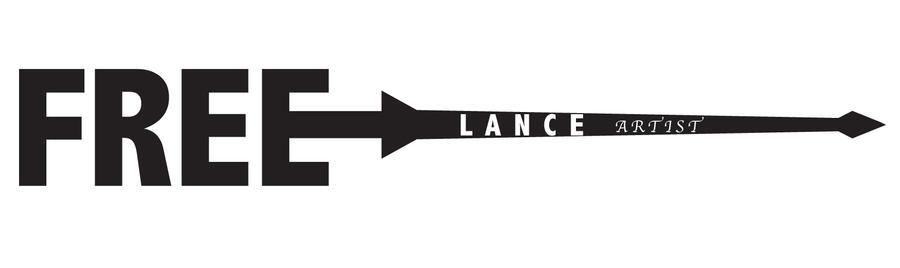 Free Lance Artist Vector