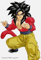 Goku 4 by ida1989