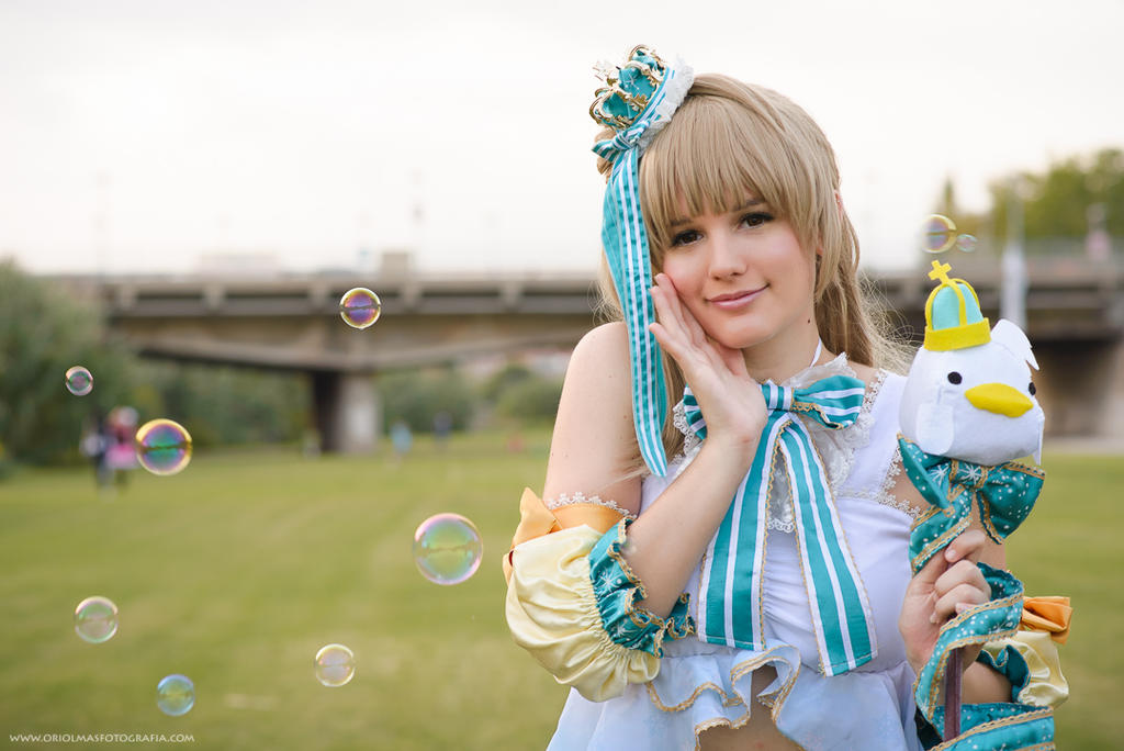 Bubbles~ by MissMisaCosplay
