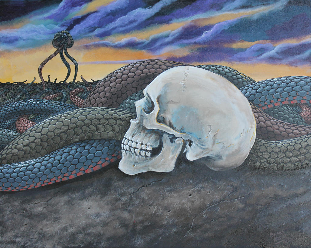 Conquest of the Planet of the Snakes by Snake-Artist