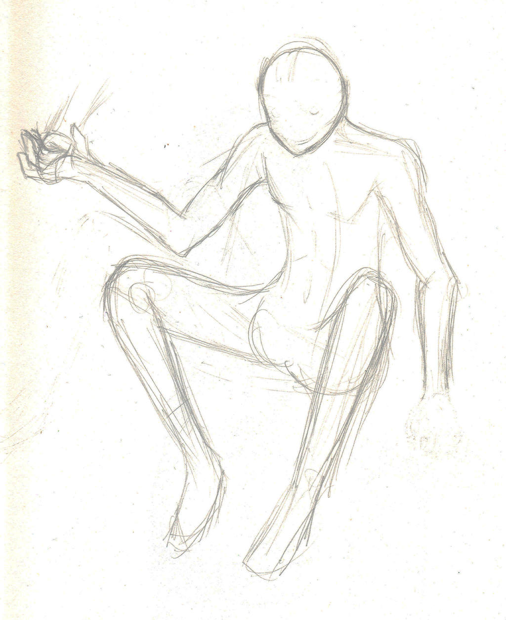 This is a photo of Revered Male Body Drawing Base