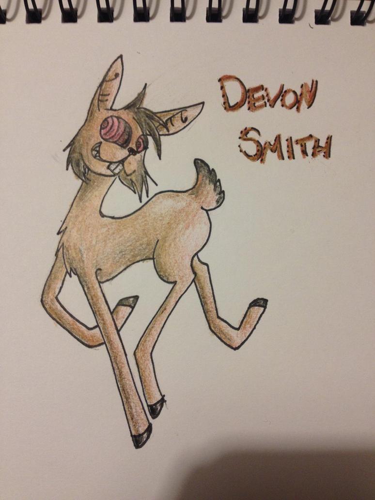 Devon by isabelle96