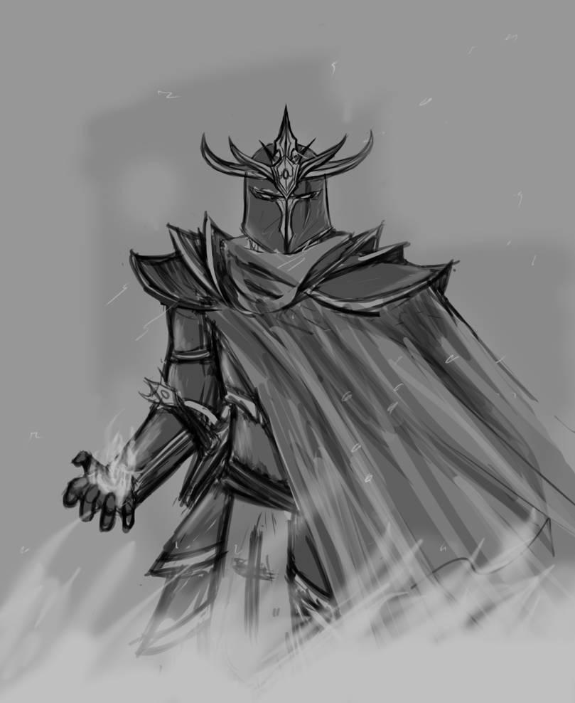 chaos knight   WIP