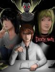 Death Note FanArt