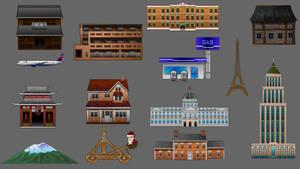 Commission: 2D Assets
