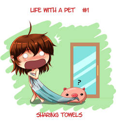 Life with a pet  #1
