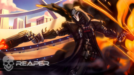 overwatch - Reaper by CoolBoysEnt
