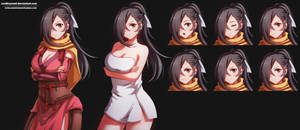 kagero graphic novel game commission