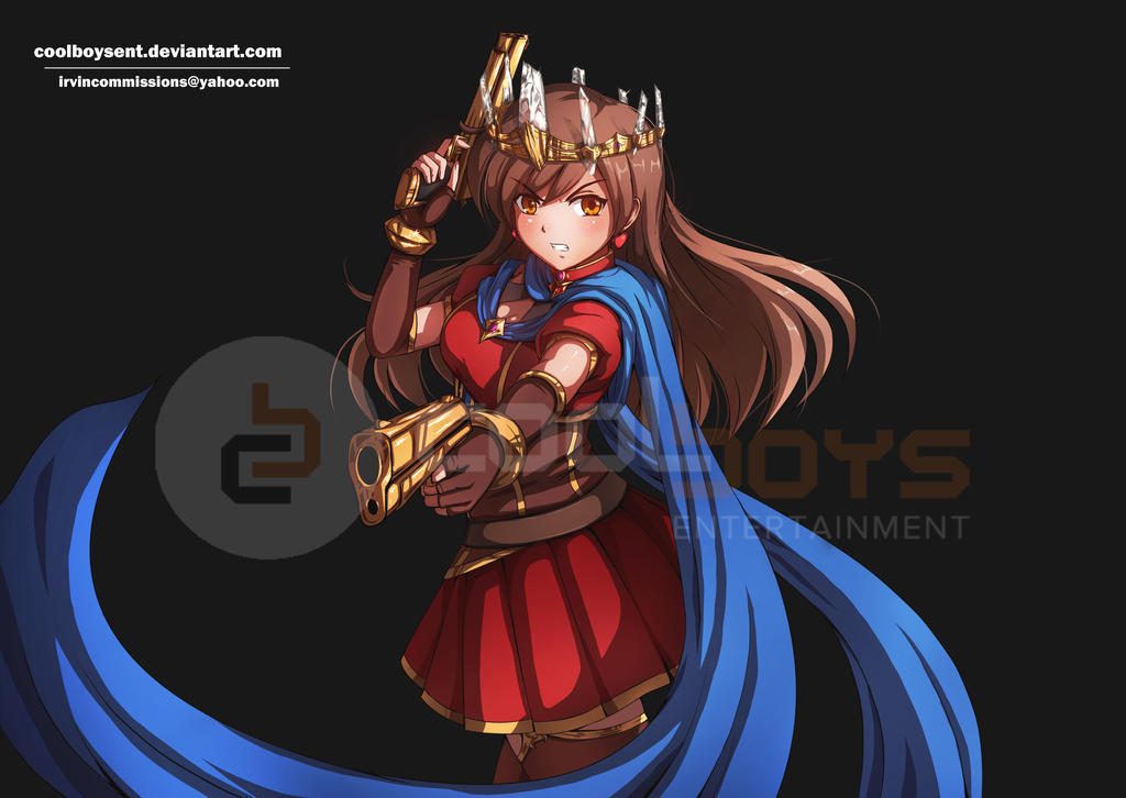 Queen June V3 Watermarked by CoolBoysEnt