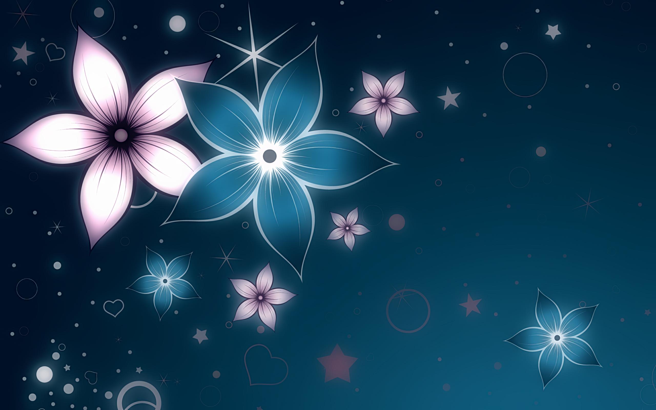 bigflowers by nucu