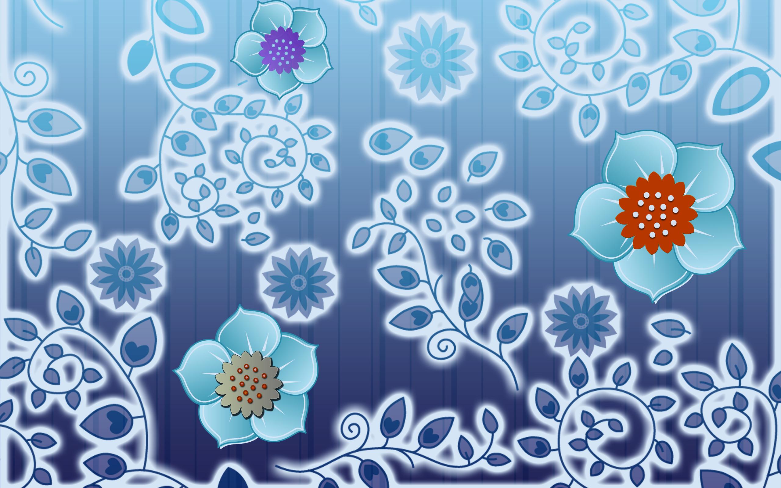 threeflowers by nucu