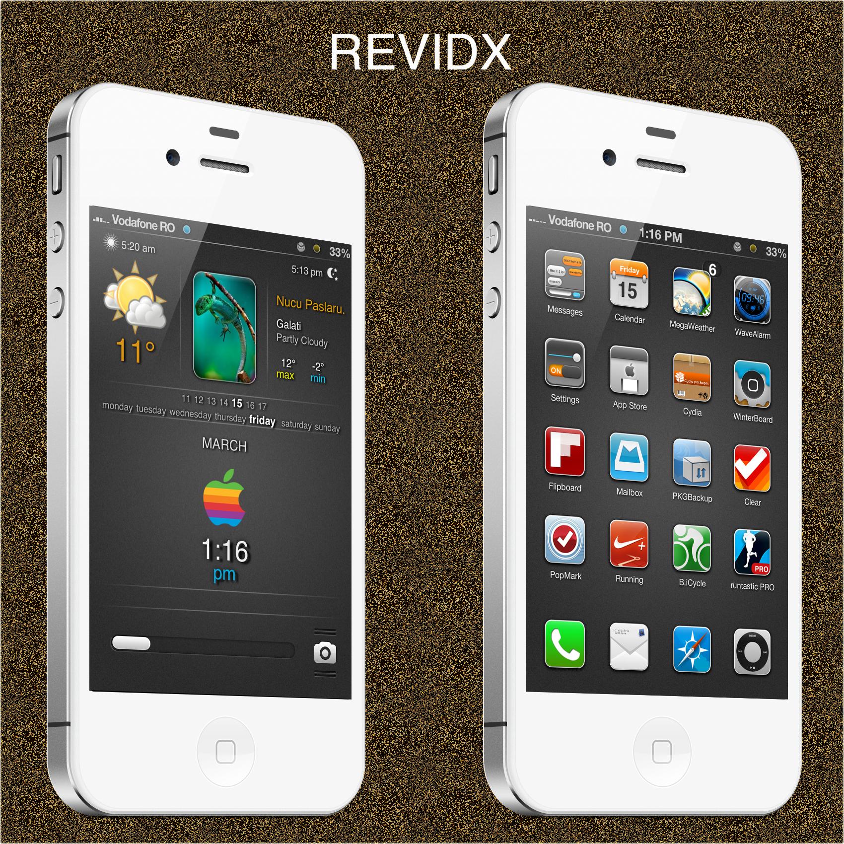 Revidx by nucu