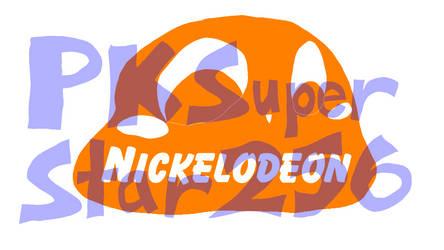 Classic Nickelodeon Logo Fanart: Sora (An OC)