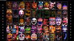 FNaF - Ultimate Custom Night Icons Remake