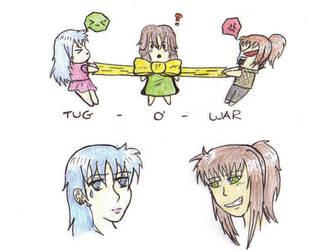 Tug Of War by se-kaoru