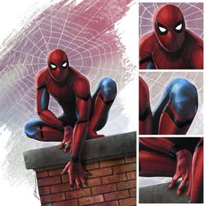 Civil War: Spider-man