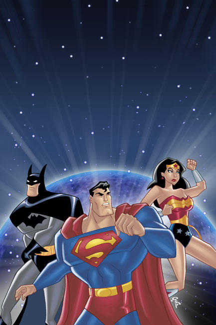 Justice League JLA by fernandogoni