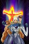 Fantastic Four anime